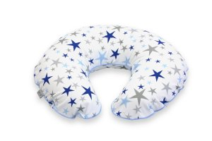 Pillow For Feeding Blue Stars