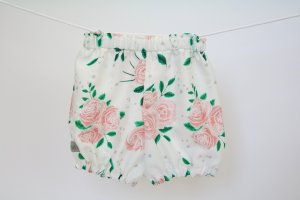 Bloomers aus Bambus Roses