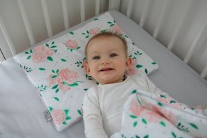 Baby Pillow 30x40 Roses