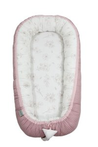 Baby Nestchen Cotton-waffel Love & Rosy