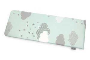 Babycocoon Pad - Minty Puffs